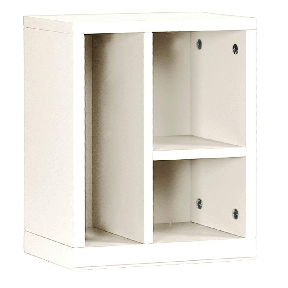 Martha stewart living craft space 3 cubby left organizer for Martha stewart craft organizer