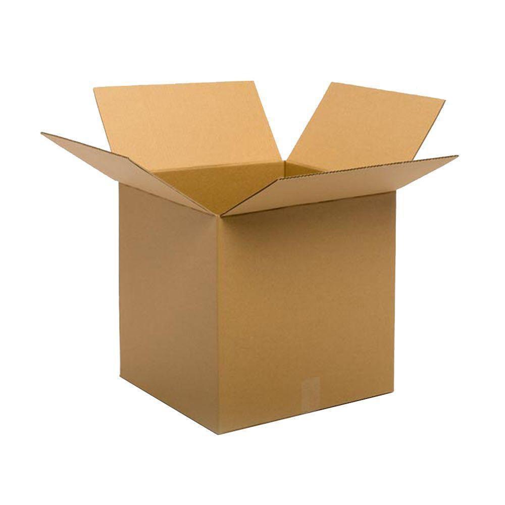 24 in. L x 24 in. W x 24 in. D Moving Box (10-Pack)