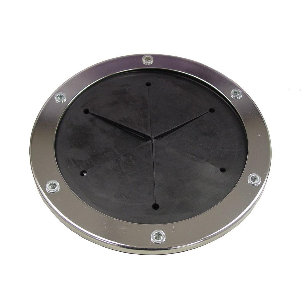 InSinkErator Commercial Mounting Adapter for 4-1/2 in. Sink or Bowl ...