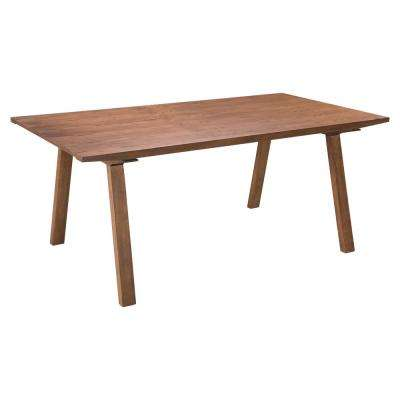 Sycamore Walnut Dining Table