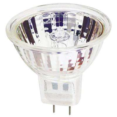 50-Watt Halogen MR16 Clear Lens GU7.9/8.0 Base Flood Light Bulb
