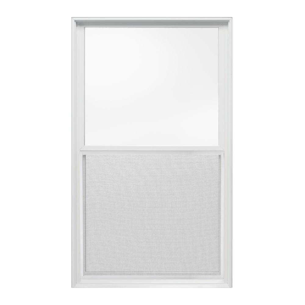 33.375 in. x 56 in. W-2500 Series Double Hung Wood Window