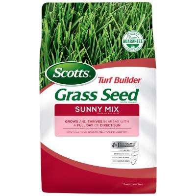 3 lb. Turf Builder Sunny Mix Grass Seed