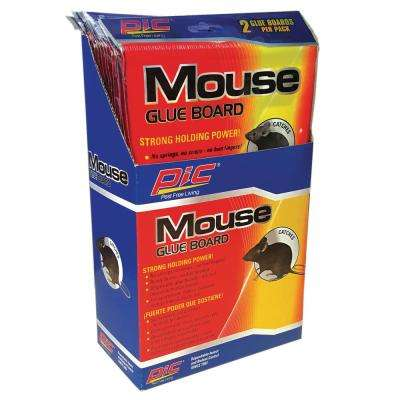 Mouse Professional Glue Board (2-Pack/Case) (Total Number of Boards - 48)