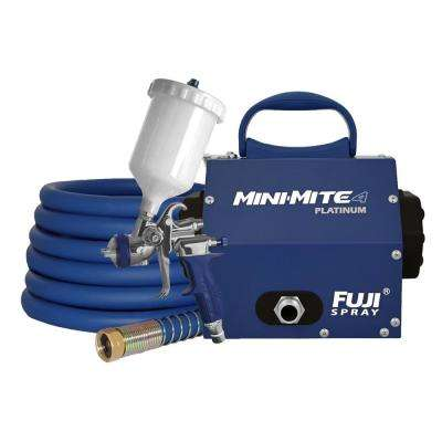 Mini-Mite 4 Platinum - T75G Gravity HVLP Spray System