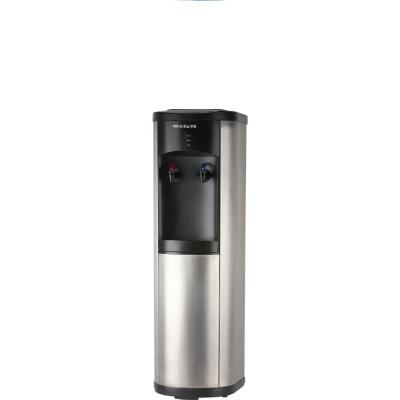 Water Cooler/Dispenser in Stainless Steel