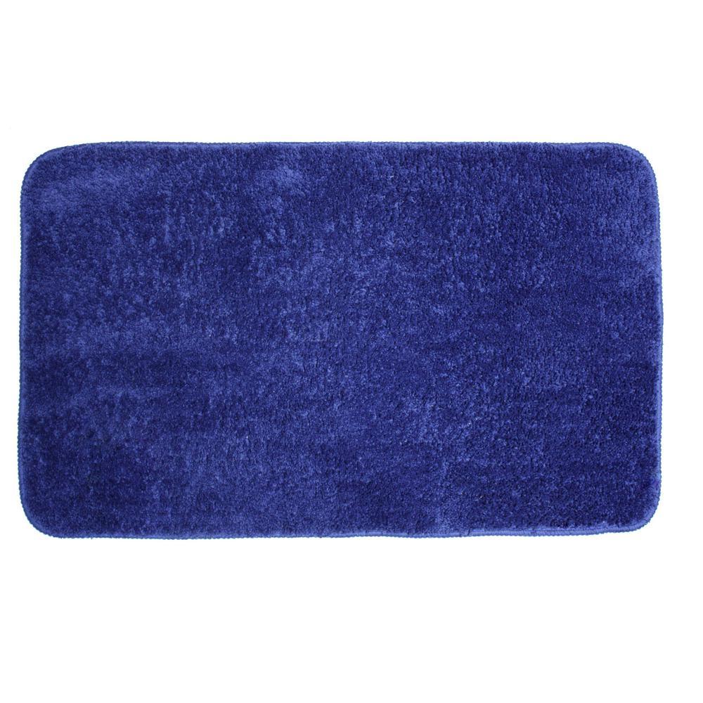 Royal Blue Bath Rugs Rugs Ideas