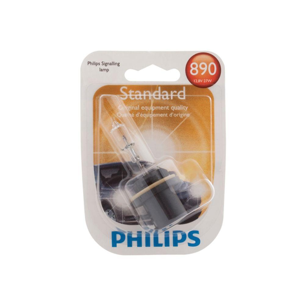 Philips Standard 890 Headlight Bulb (1-Pack)