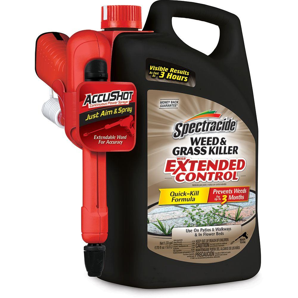 Spectracide Weed And Grass Killer 1 3 Gal Accushot