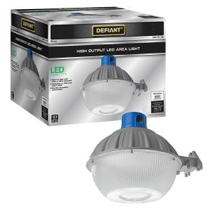 Deals on Defiant High Output Dusk to Dawn Integrated LED 9000 Lumens