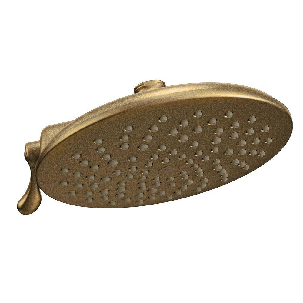2 - Bronze - Large Shower Head - Showerheads - Bathroom Faucets ...