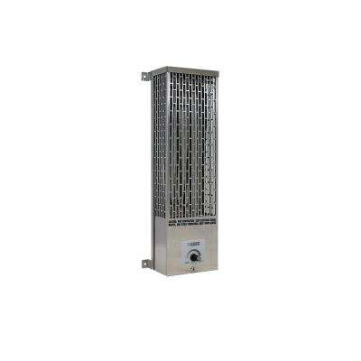 Pump House Heater 120-Volt 1000-Watt Stainless Steel