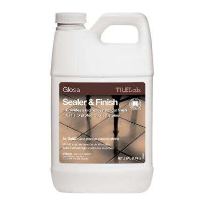 TileLab 1/2 Gal. Gloss Sealer and Finish