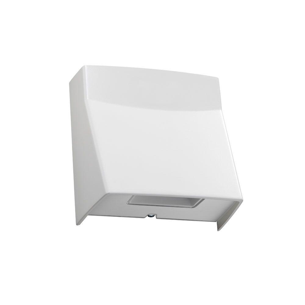 Juno MSL Series White Outdoor LED Mini Security Light