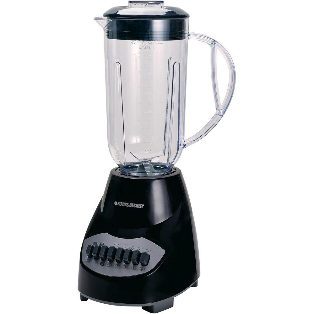 Home Depot Tools Blender ~ Black decker speed blender bl bp the home depot