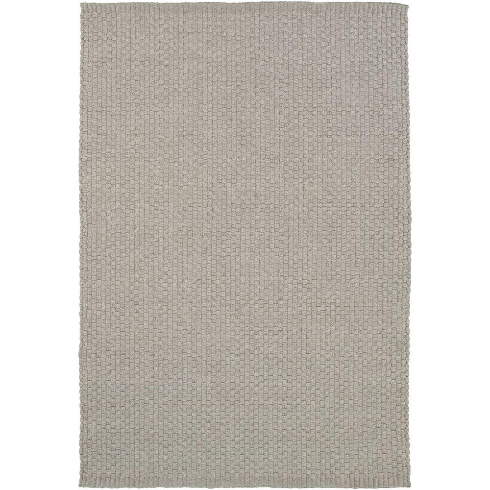 Kingfield Charcoal 8 ft. x 10 ft. Indoor/Outdoor Area Rug