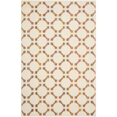 Beige Water Resistant 5 X 8 Area Rugs The Home Depot