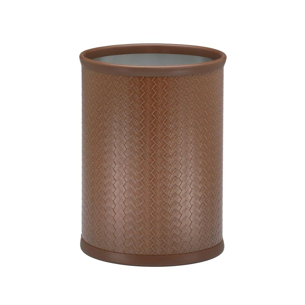 San Remo Pinecone 13 Qt. Oval Waste Basket