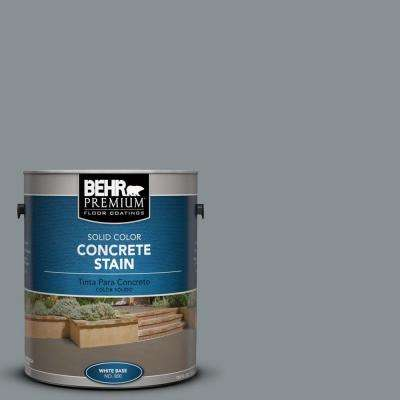1 gal. #PFC-47 Raw Steel Solid Color Interior/Exterior Concrete Stain