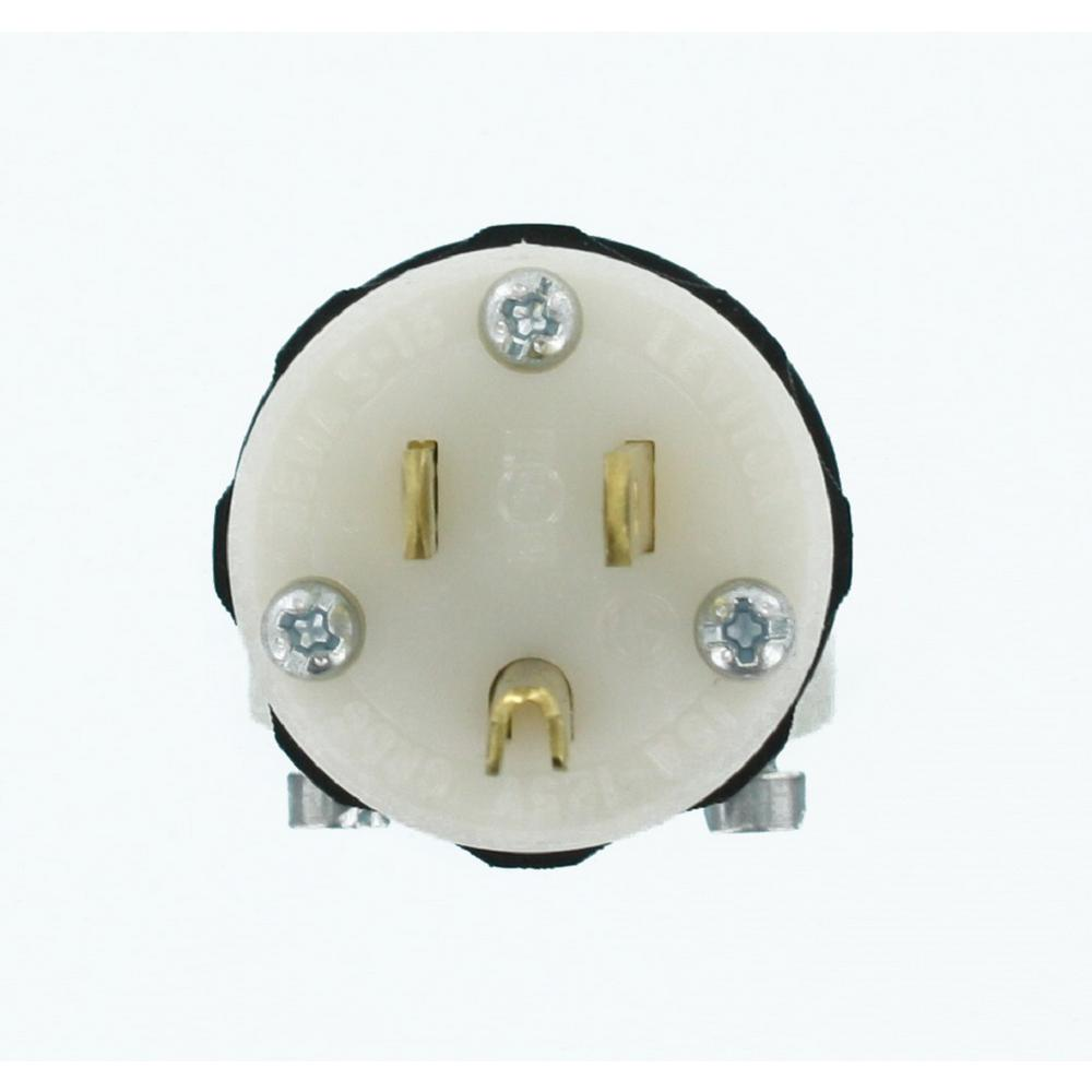 black white green leviton male plug wiring plug enthusiast wiring rh rasalibre co Dryer Wire Black White Green Welder Plug Wiring