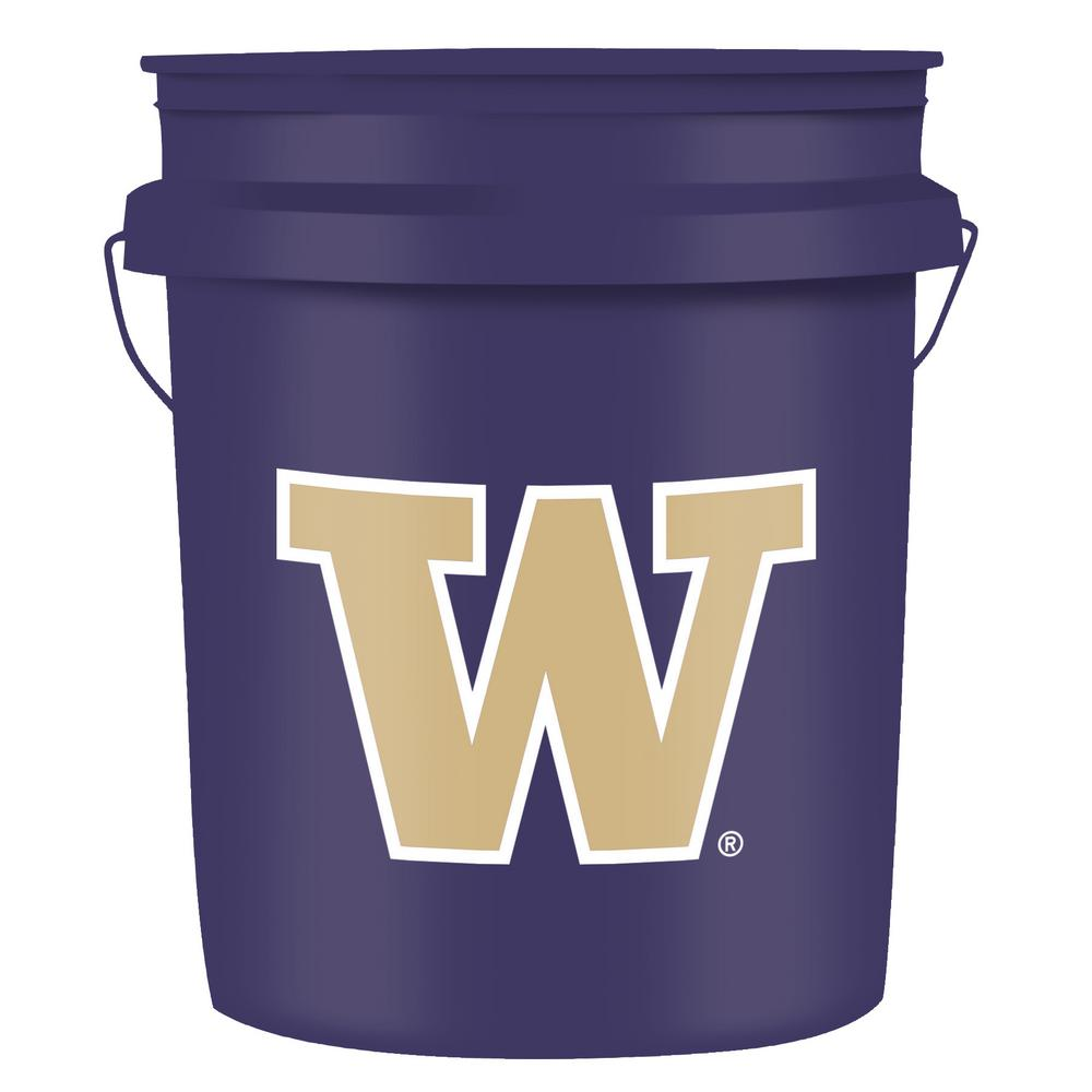5 gal. U of Washington College Bucket