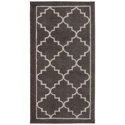 Winslow Walnut 2 ft. x 4 ft. Accent Rug