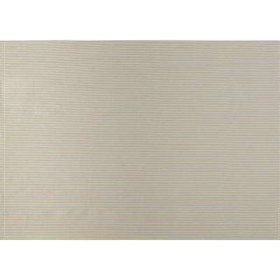 Ticking Rectangle and White Cotton Tablecloth