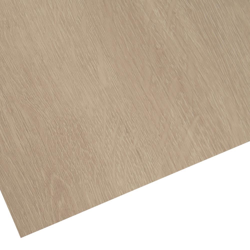 MSI Woodland Urban Oak 7 in. x 48 in. Rigid Core Luxury Vinyl Plank Flooring (23.8 sq. ft. / case)