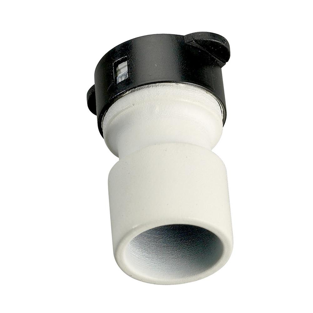 1/2 in. PVC Slip x Drip-Lock Adapter