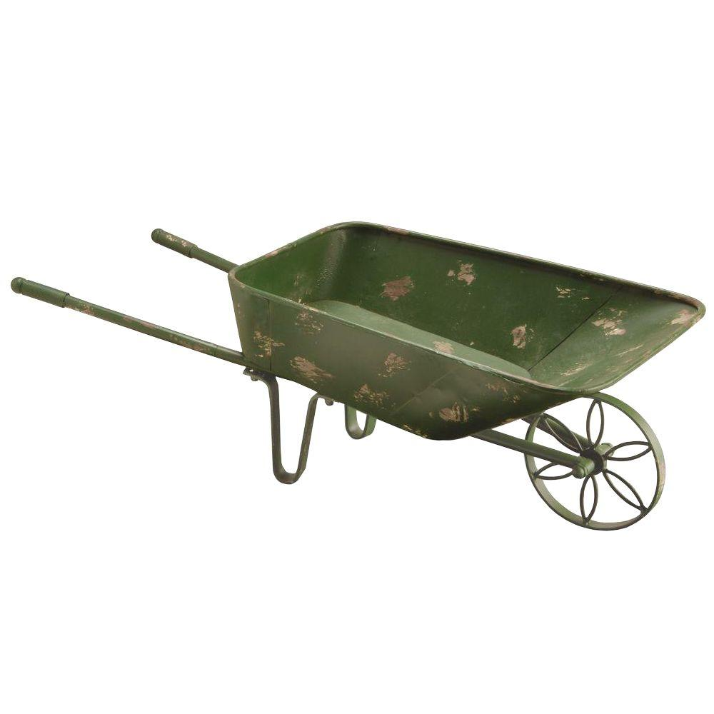 27 in. Garden Accents Garden Cart