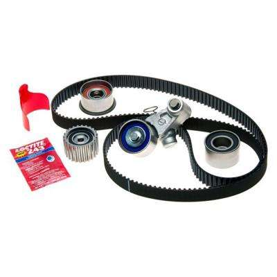 Engine Timing Belt Component Kit Excludes Water Pump