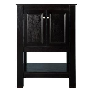 Gazette 24 in. W x 18 in. D x 34 in. H Vanity