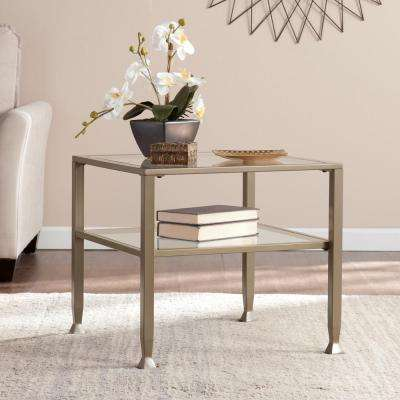 Matte Khaki Coffee Table