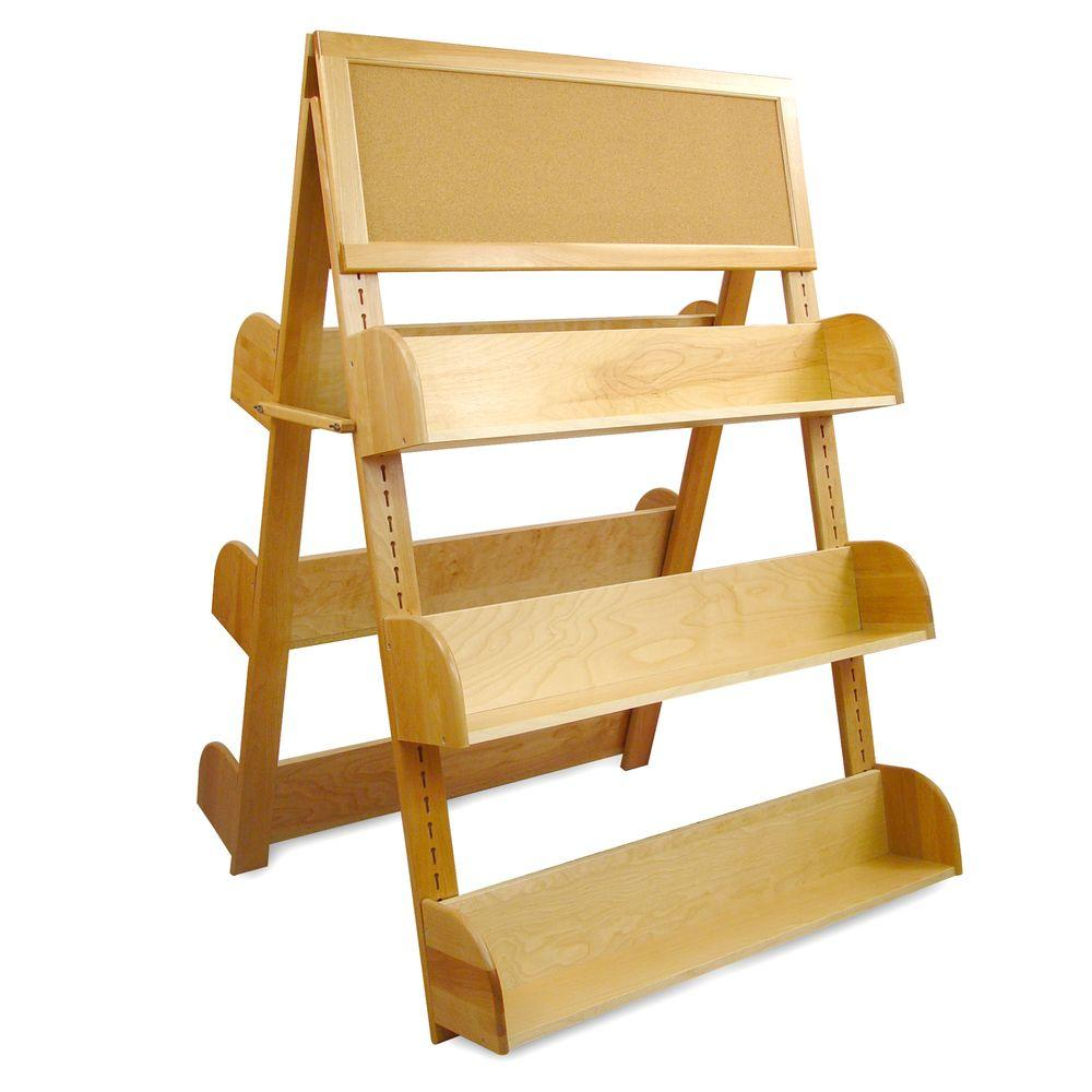 Catskill Craftsmen Natural Wood Storage Furniture 3340