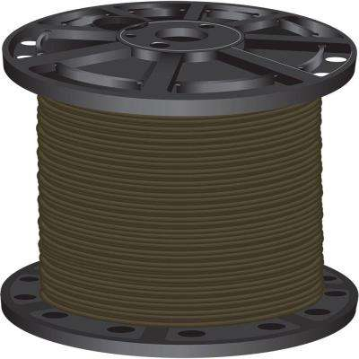 1,000 ft. 4 Brown Stranded CU SIMpull THHN Wire