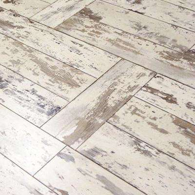 Take Home Sample - Maui Whitewashed Oak Laminate - 5 in. x 11.5 in.