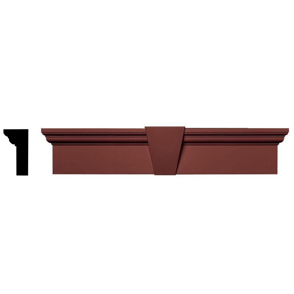 2-5/8 in. x 6 in. x 33-5/8 in. Composite Flat Panel