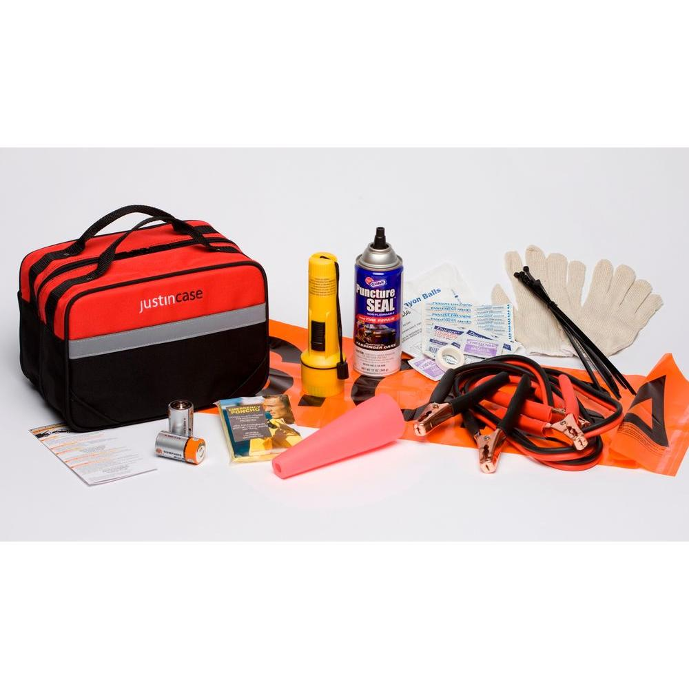 Justin Case Travel Pro Auto Safety Kit-DISCONTINUED