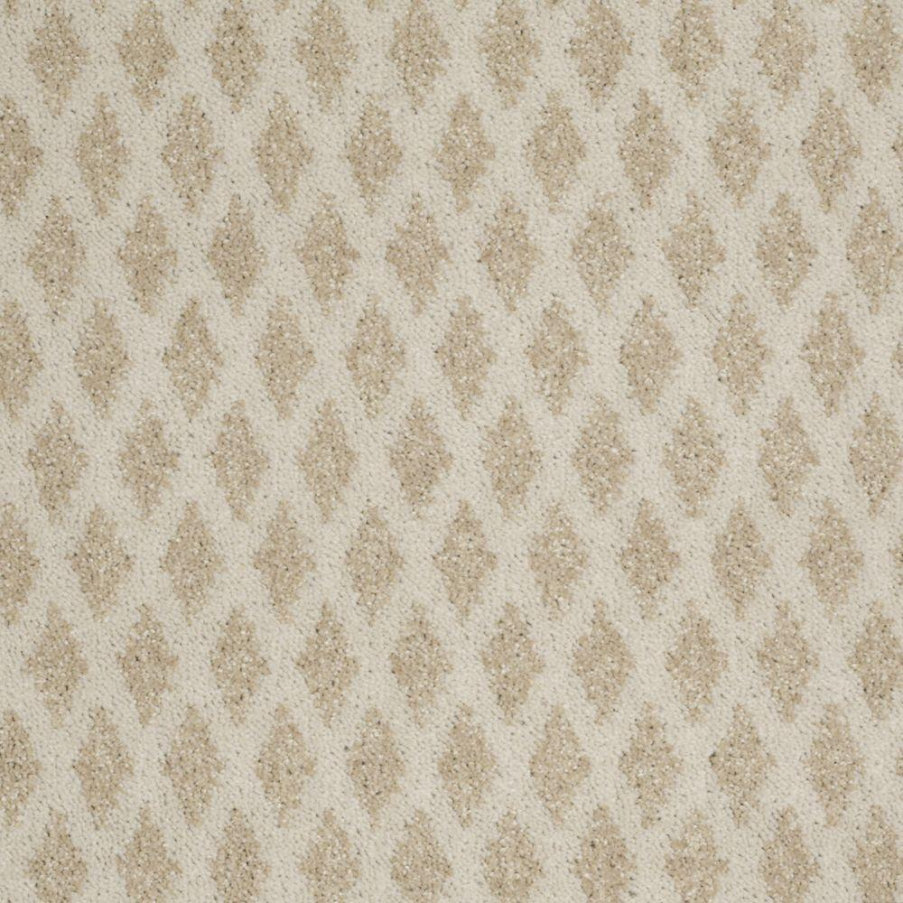 Martha Stewart Living Mayfield Valley - Color Sharkey Gray 6 in. x 9 in. Take Home Carpet Sample-DISCONTINUED