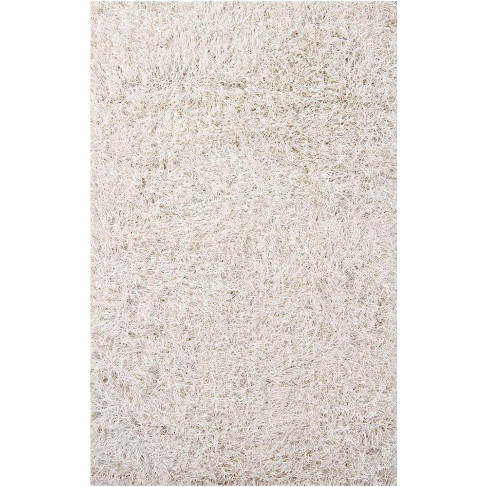 Duke White 9 ft. x 13 ft. Indoor Area Rug