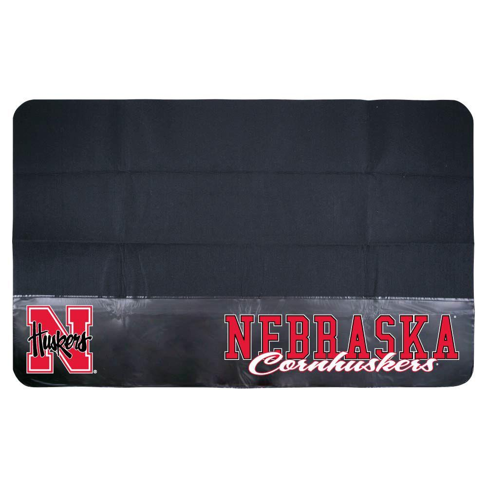 Mr. Bar-B-Q Nebraska Cornhuskers Grill Mat