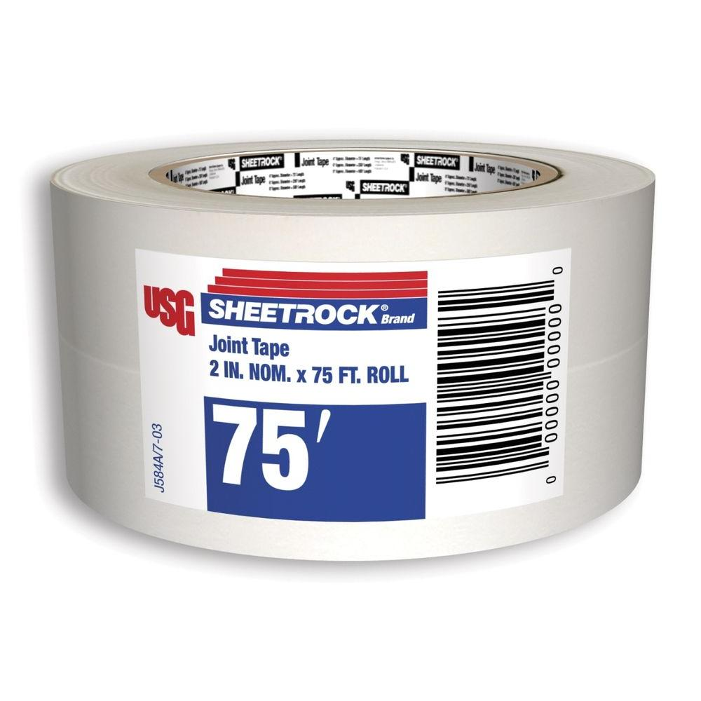 Best Drywall Tape : Sheetrock ft drywall joint tape  the