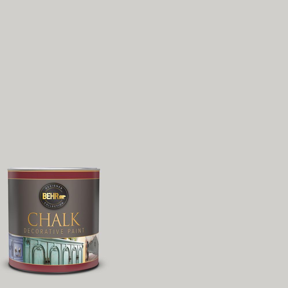 1 qt. #BCP39 Trellis Gray Interior Chalk Decorative Paint