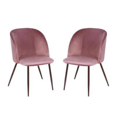Pleasant Pink Accent Chairs Chairs The Home Depot Unemploymentrelief Wooden Chair Designs For Living Room Unemploymentrelieforg