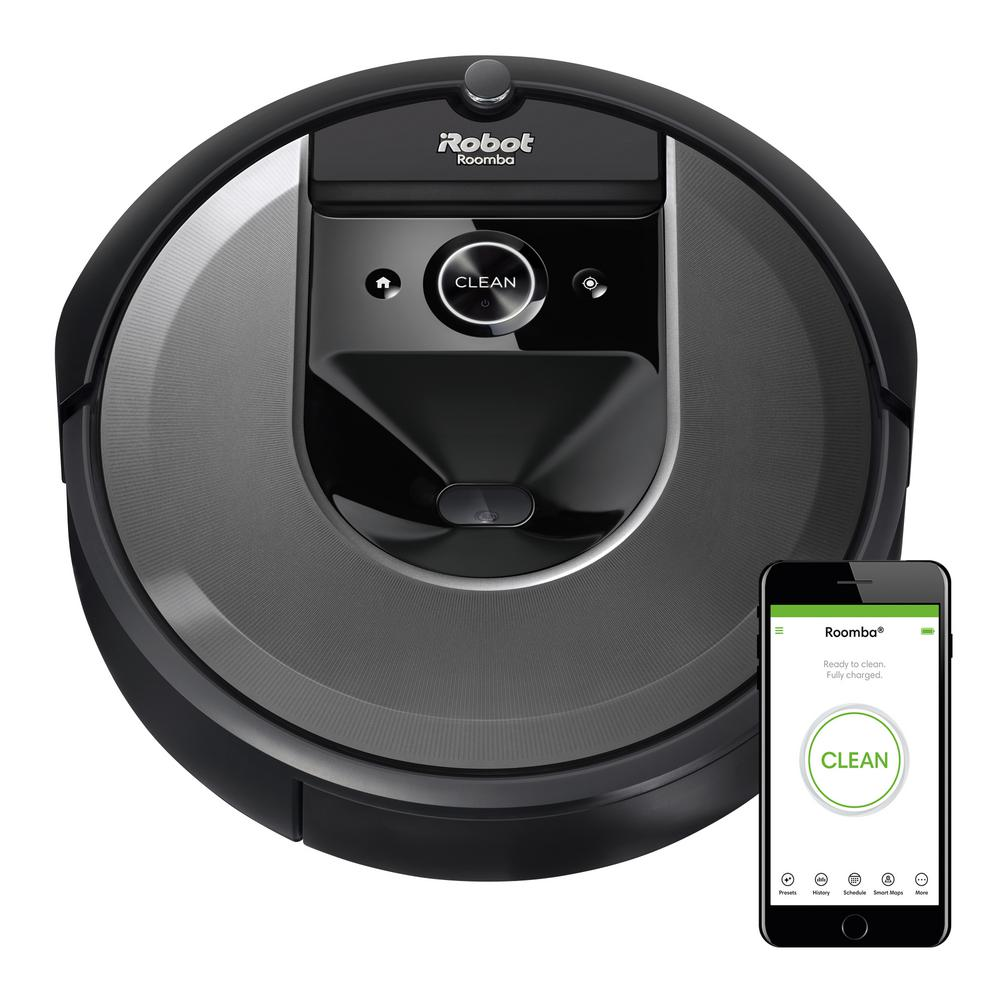 Irobot Roomba I7 Wi Fi Connected Robot Vacuum Cleaner