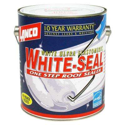 1 Gal. RC865 Elastomeric White-Seal Roof Coating