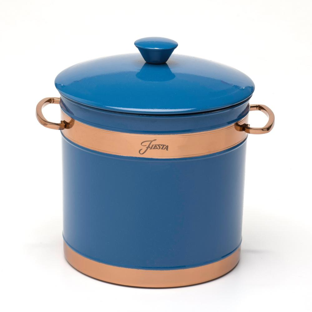 3 Qt. Lapis Stainless Steel Ice Bucket