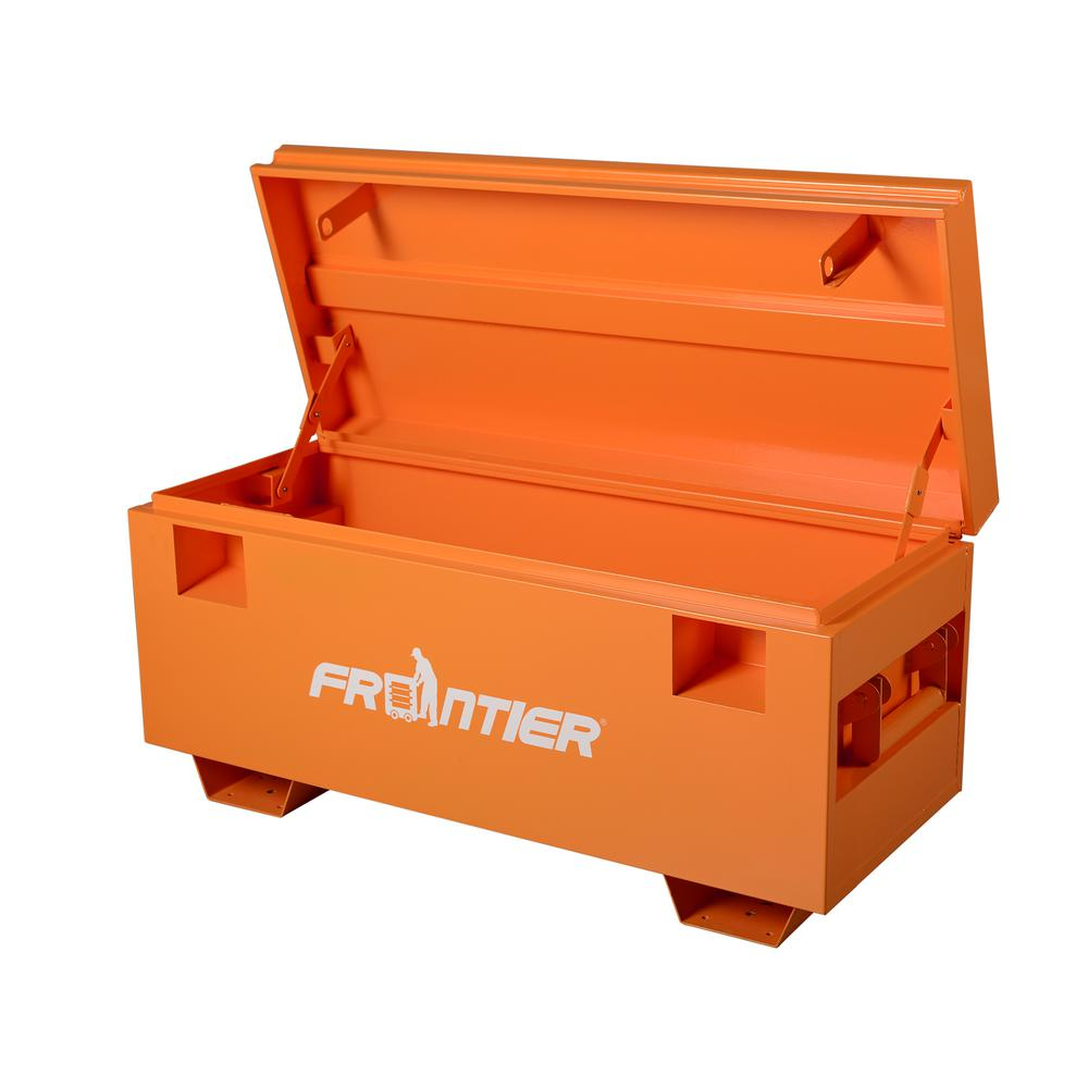 Frontier 42 in. x 17 in. Steel Job Site Tool Box