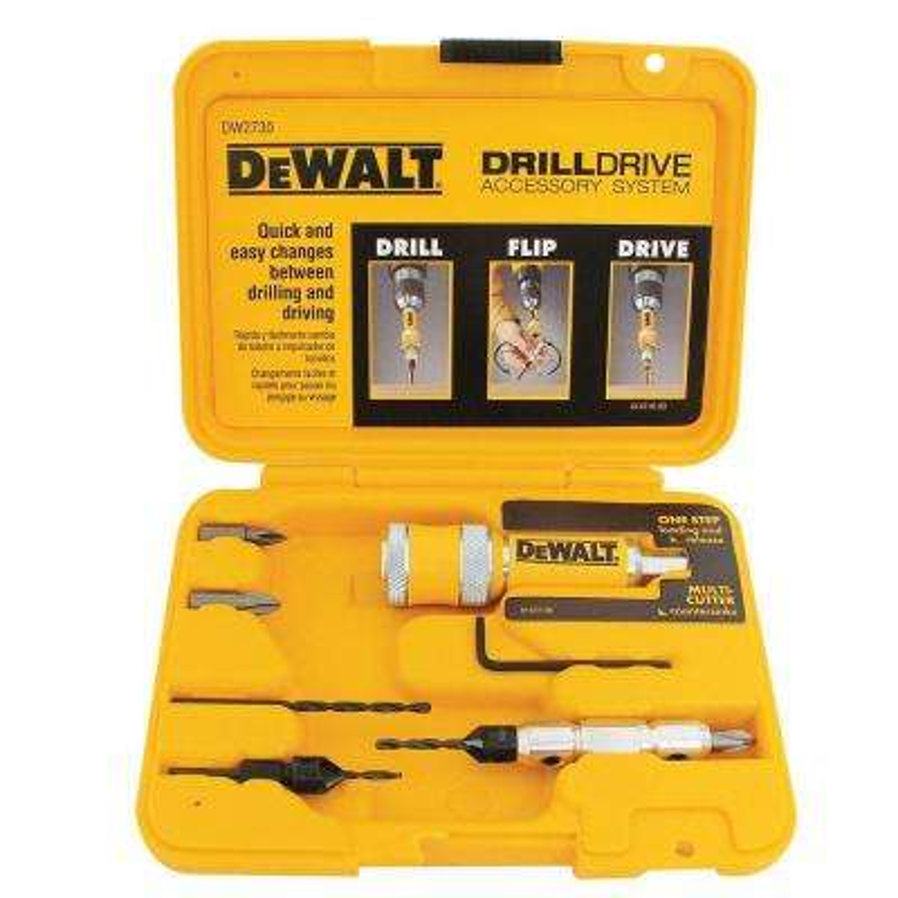 Drill Drive Set (8-Piece)