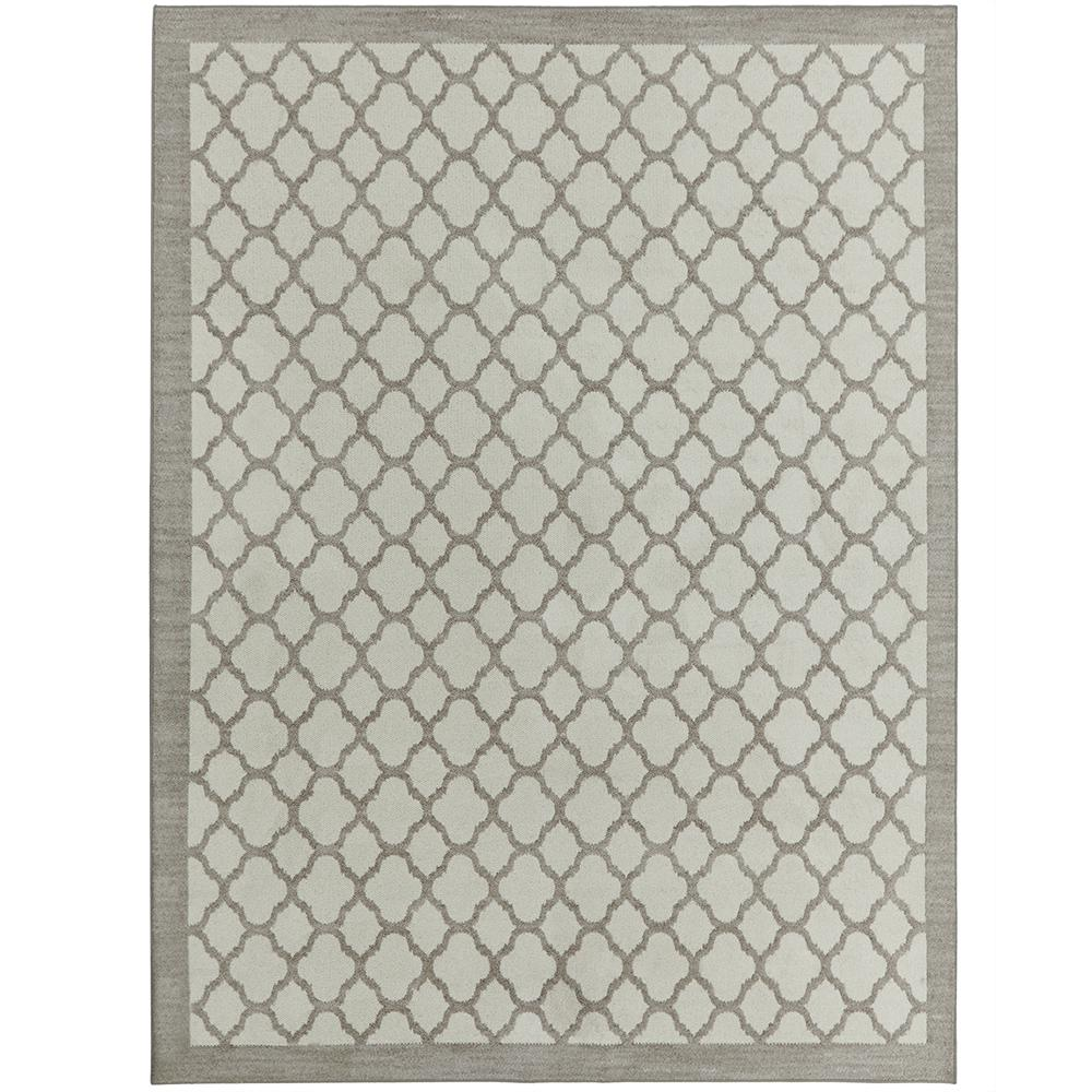Home Decorators Collection Murphy Grey 8 Ft X 10 Area Rug 566647